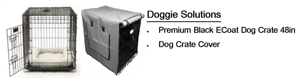 Doggie Supplies Dog Crate