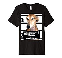 Lurcher and Greyhound T-Shirts